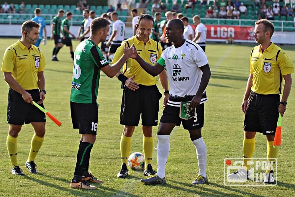 Weekendowe mecze piłki nożnej na Podkarpaciu [06 09 - 08 09